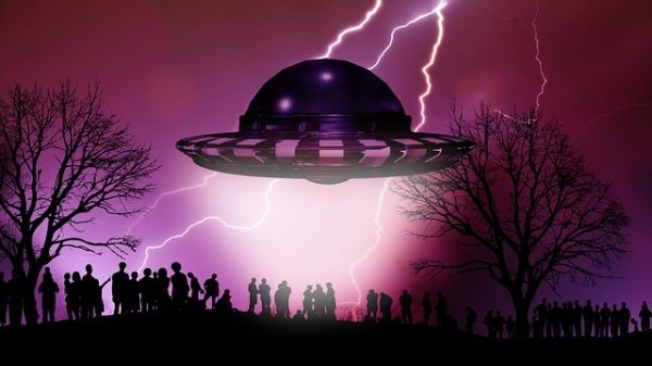 UFO sightings around the world