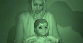 Rebecca Palmer ghost hunter UK