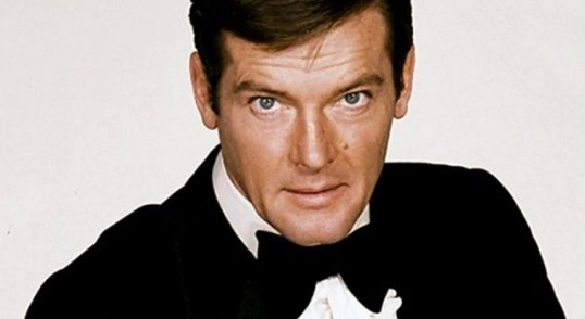 Roger Moore James Bond 007