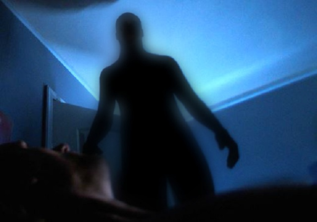 Image: Phantoms and Monsters (Shadow Man)