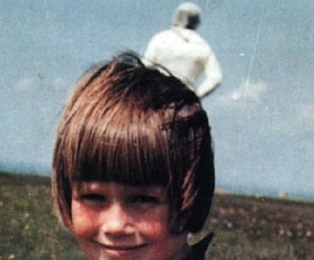 Mystery of the Solway Firth Spaceman photo