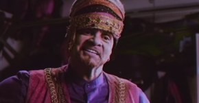 Sinbad as Shazaam!
