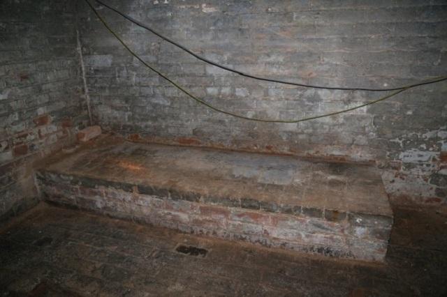 Secret bunker found in the UK