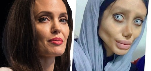 Teen Sahar Tabar undergoes 50 surgeries to resemble actress Angelina Jolie