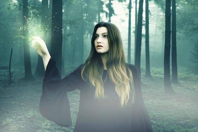 Witchcraft spellcasting