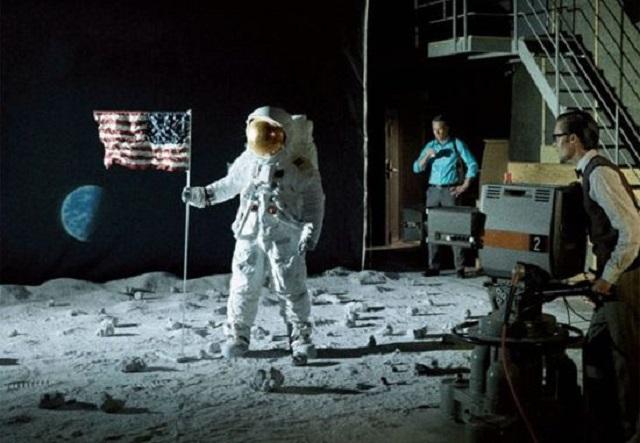 Fake Moon landing 1969