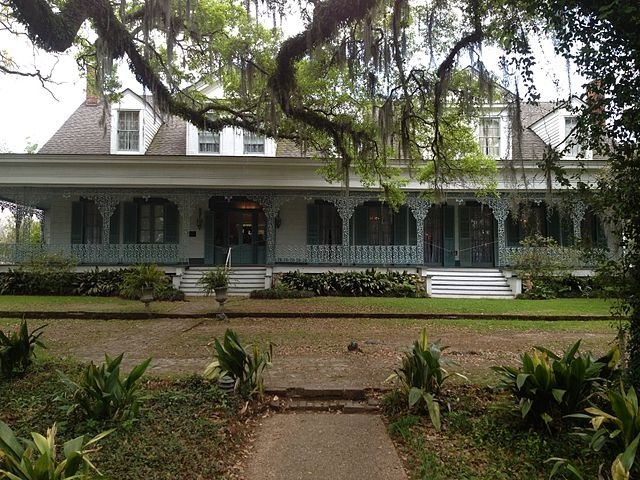 The Myrtles Plantation Baton Rouge Louisiana