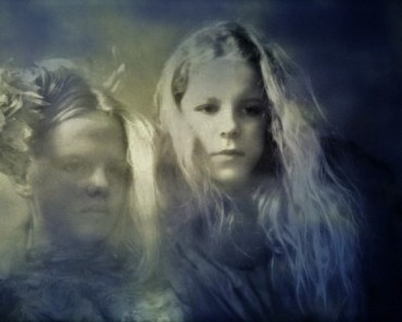 Becca and Lucy a ghost story