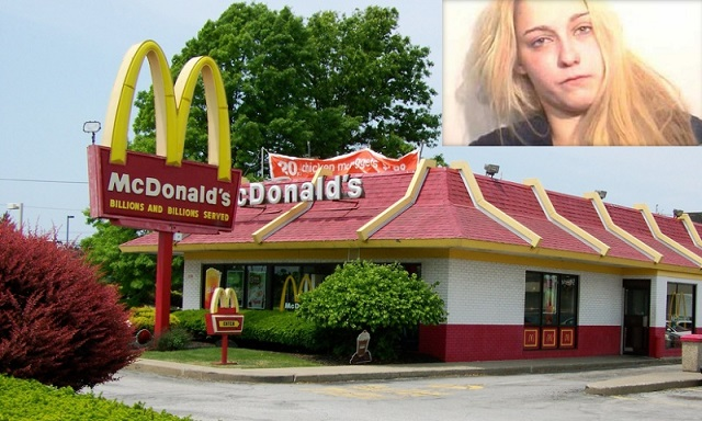 Melodi Dushane McDonalds possession