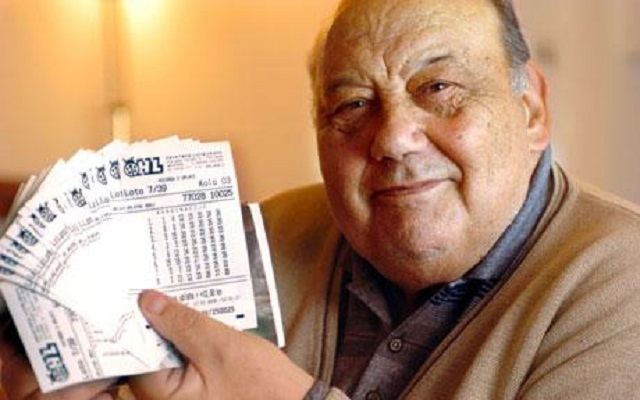Frane Selak lottery win