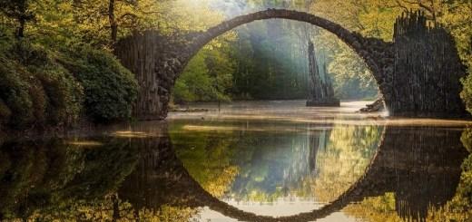 Devil's Bridge, a delightful curiosity
