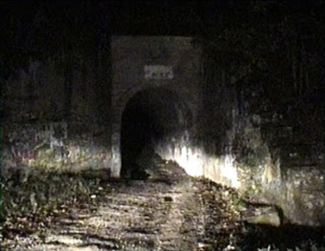 Hells Gate Indiana night