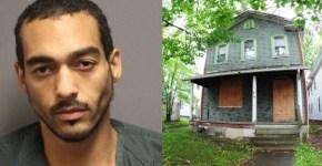 Anthony Parker Amityville horror house arrest