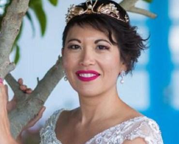 Laëtitia Nguyen marries herself