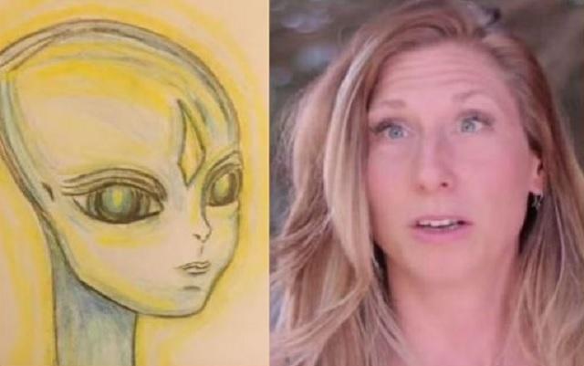 Lisa Tenney alien abduction