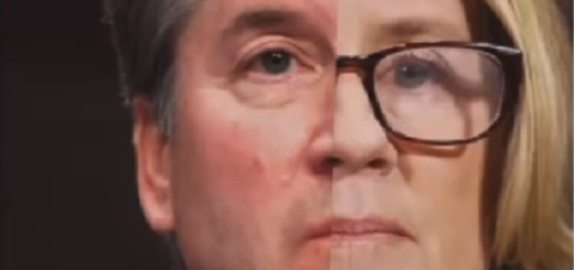 Bizarre Conspiracy Theory Says Brett Kavanaugh Really Is Christine Blasey Ford