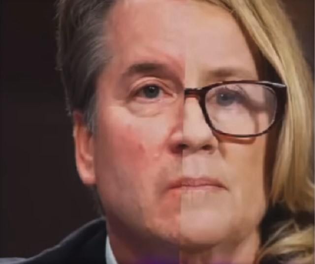 Brett Kavanaugh Really Is Christine Ford