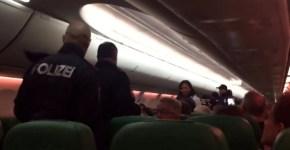 Dubai to Amsterdam fart plane