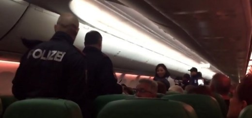 Farting Passenger Forces Emergency Plane Landing