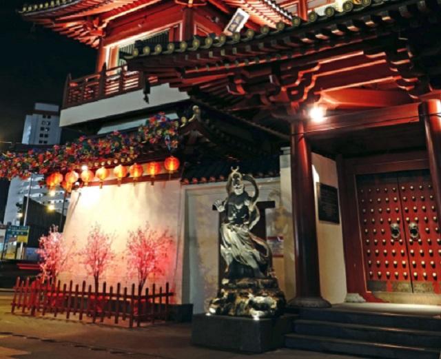 Humanoids shrine Japan paranormal encounter