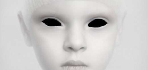 Japanese Man Sees Small White Childlike Aliens In Kyoto