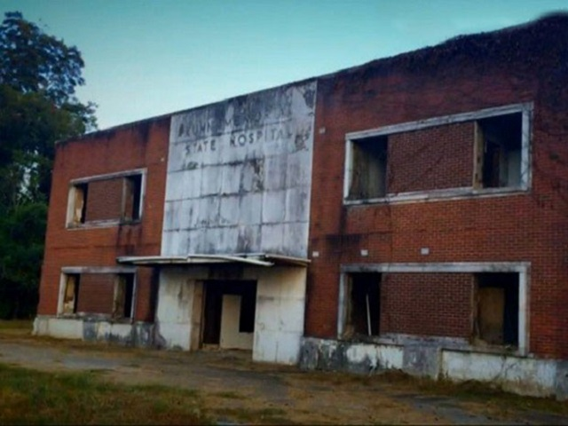 Abandonné Haunted Kuhn Memorial State Hospital