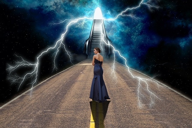 Afterlife path in life