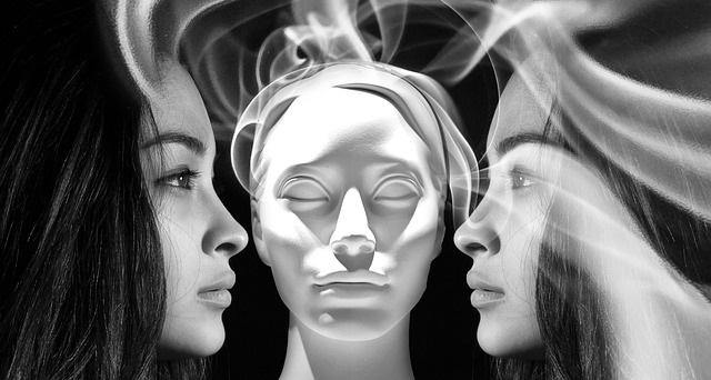 Human body spirit and mind