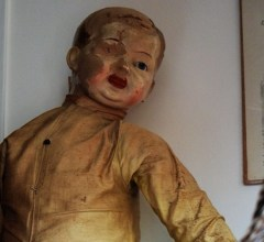 Charley The Haunted Doll