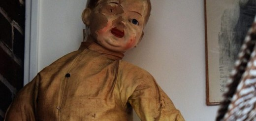 All About Charley The Haunted Doll