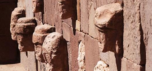 The Ancient City Of Tiahuanaco