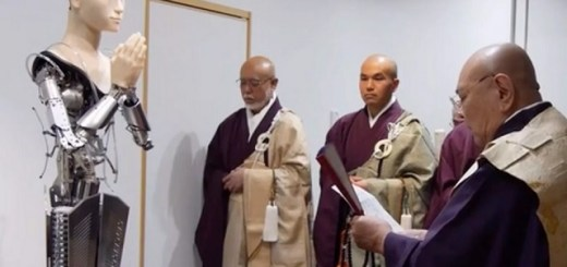 Japanese Buddhist Robot Now Being Worshiped As God