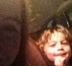 Mother Photographs Alien Entity From Her Car