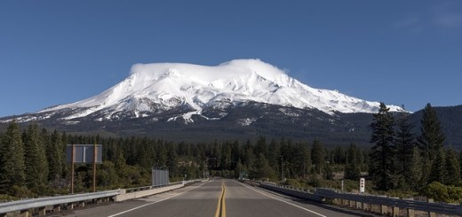 People Have Mysteriously Disappeared Around Mount Shasta, California