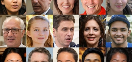 This Website Generates Peoples Faces That Do Not Exist