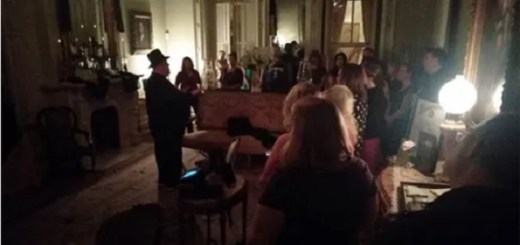 Haunted Museum Tour Leaves Guests Frightened And Delighted