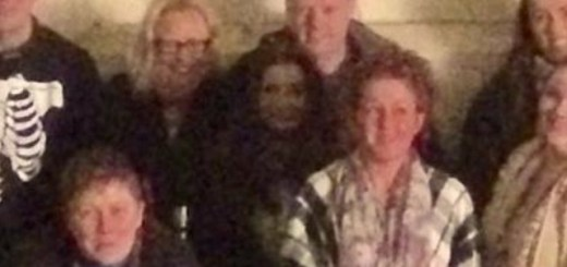 Smiling Ghost Photo-bombs Paranormal Investigation At Hospital And Orphanage