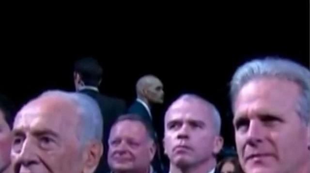 Obama Alien Reptilian Shapeshifting Body Guard