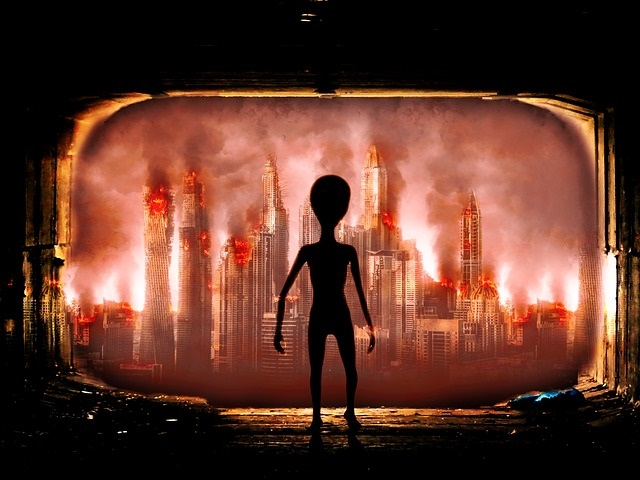 Terra-forming Is Happening To Planet Earth For Extraterrestrial Beings