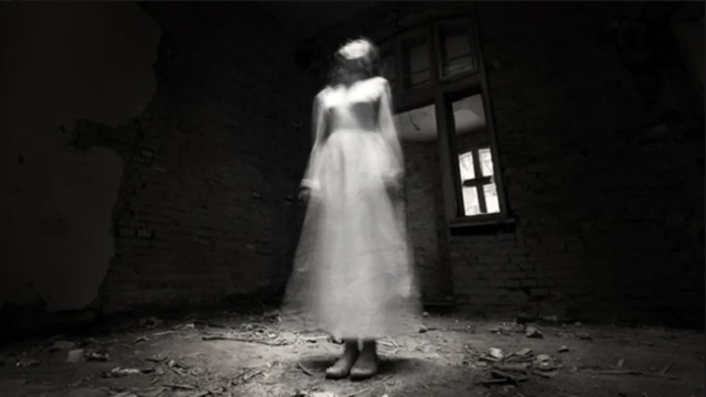 Ghost India Womens Prison