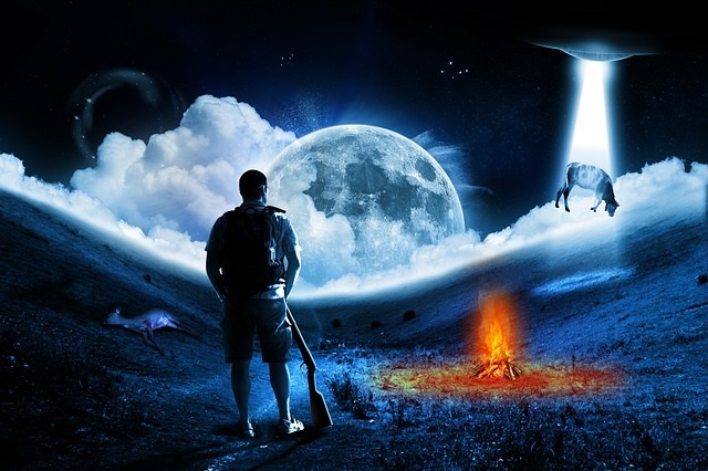 Two Thirds Of Americans Think There Is A UFO Cover-Up Conspiracy