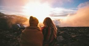 Washington State National Park couple