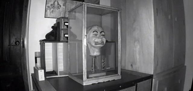 Monsieur Fritz Haunted Doll