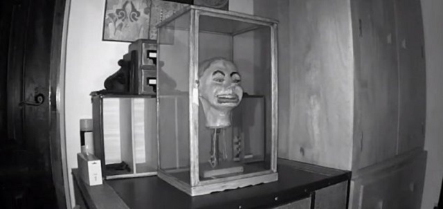 Mr Fritz Haunted Doll