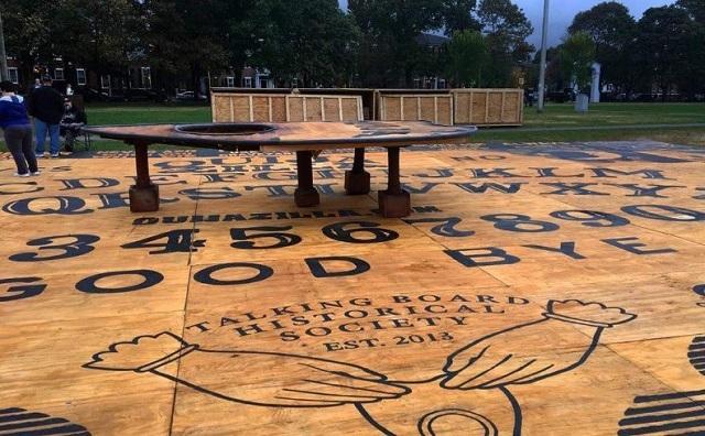 ouija board Salem