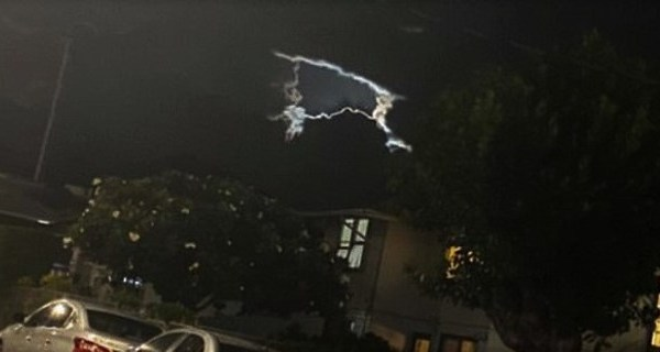 Strange Unexplainable Lights Have Appeared Over Honolulu