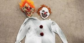 Clown arrested