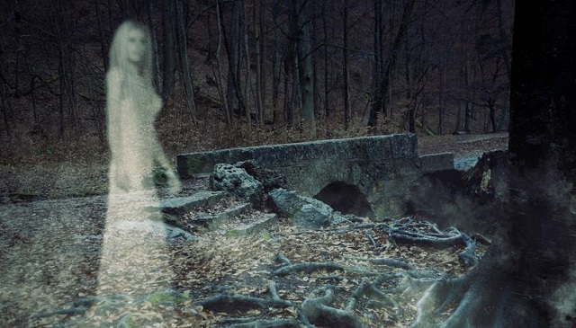 Mary K Schlais ghost