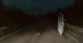 Roadside ghost