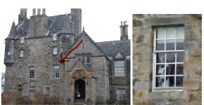 Edinburgh's Lauriston Castle l
